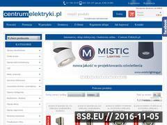 Miniaturka domeny centrumelektryki.pl