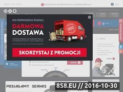 Miniaturka domeny centrumfelg.pl