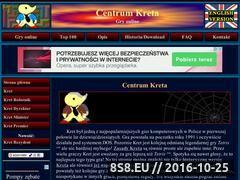 Miniaturka domeny www.centrumkreta.pl