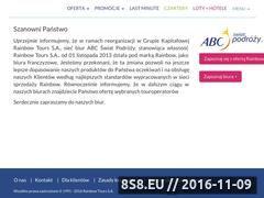 Miniaturka domeny centrumlastminute.pl