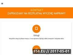 Miniaturka domeny www.centrumnaprawlaptopow.pl