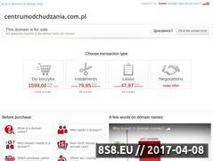 Miniaturka domeny centrumodchudzania.com.pl