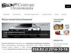Miniaturka domeny centrumozonowania.pl