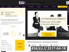 Miniaturka domeny www.centrumpsychoterapii.eu