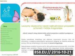 Miniaturka domeny www.centrumreh.pl