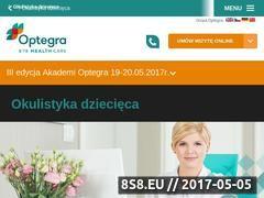 Miniaturka domeny www.centrumswjerzy.pl
