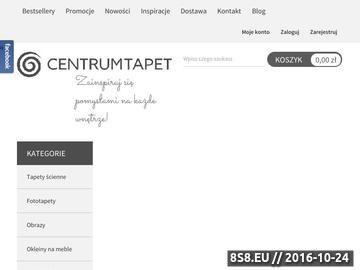 Zrzut strony Tapety w paski lub kółka kupisz w centrumtapet.pl