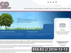 Miniaturka domeny cerplast.pl