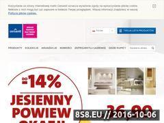 Miniaturka domeny cersanit-nano.com.pl