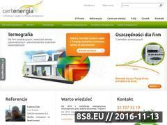 Miniaturka domeny certenergia.pl