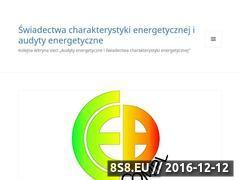 Miniaturka domeny www.certyfikatenergetyczny-kielce.pl