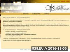 Miniaturka domeny www.cfk.com.pl