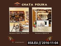 Miniaturka domeny www.chatapolska.waw.pl