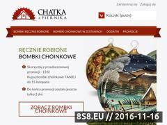 Miniaturka domeny www.chatkazpiernika.pl
