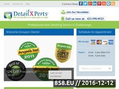 Thumbnail of Best Truck Detail Chattanooga Tennessee Website
