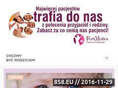 Miniaturka domeny www.chcemybycrodzicami.pl