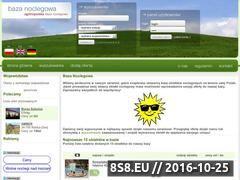 Miniaturka domeny www.chcewypoczac.pl