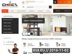 Miniaturka domeny www.checz-sklep.pl