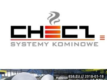 Zrzut strony Komin systemowy Gdańsk