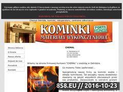 Miniaturka domeny www.chemal.eu.interia.pl