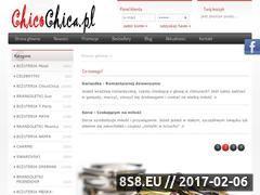 Miniaturka domeny chicochica.pl