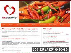 Miniaturka domeny www.chilipapryczka.pl