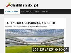 Miniaturka domeny chilliklub.pl