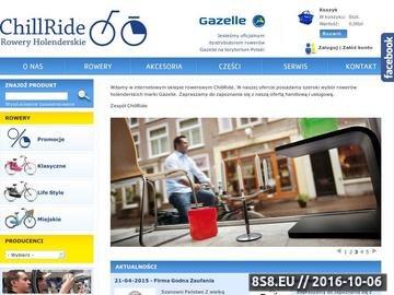Zrzut strony Rowery miejskie, rowery