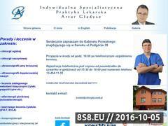 Miniaturka domeny chirurgia.sanok.pl