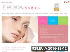 Miniaturka domeny www.chirurgiaestetyczna.pl