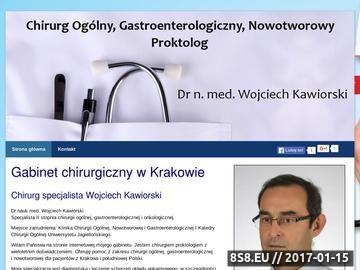 Zrzut strony Zgaga leczenie Kraków