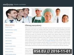 Miniaturka domeny chirurgnaczyniowygdansk.pl