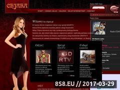 Miniaturka domeny www.chjara.pl