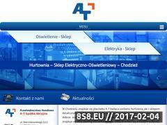 Miniaturka domeny www.chodziez-atat.pl
