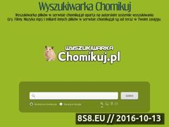Miniaturka domeny www.chomikuj.jcom.pl