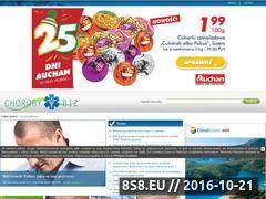 Miniaturka domeny www.choroby.biz