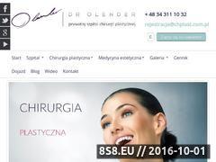 Miniaturka domeny www.chplast.com.pl