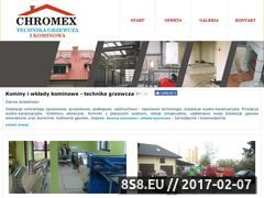 Miniaturka domeny chromex.pulawy.pl