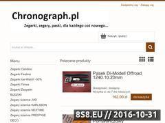 Miniaturka domeny chronograph.pl