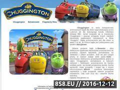 Miniaturka domeny www.chuggington.pl