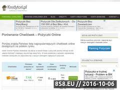 Miniaturka domeny www.chwilowki-przez-internet.pl