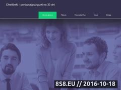 Miniaturka domeny chwilowo.com.pl