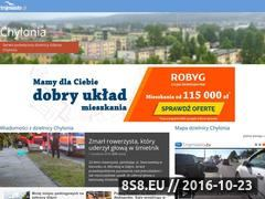 Miniaturka domeny chylonia.trojmiasto.pl