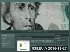 Miniaturka domeny ciaza.biz.pl