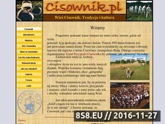 Miniaturka domeny www.cisownik.pl