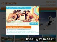 Miniaturka domeny www.cititravel.pl
