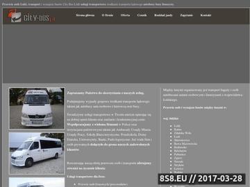 Zrzut strony CityBus