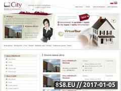 Miniaturka domeny www.city.nieruchomosci.pl