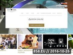 Miniaturka domeny www.cityparkhotel.pl