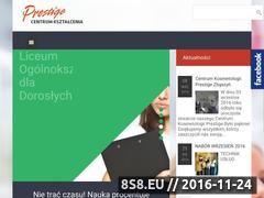 Miniaturka domeny ck-prestige.pl